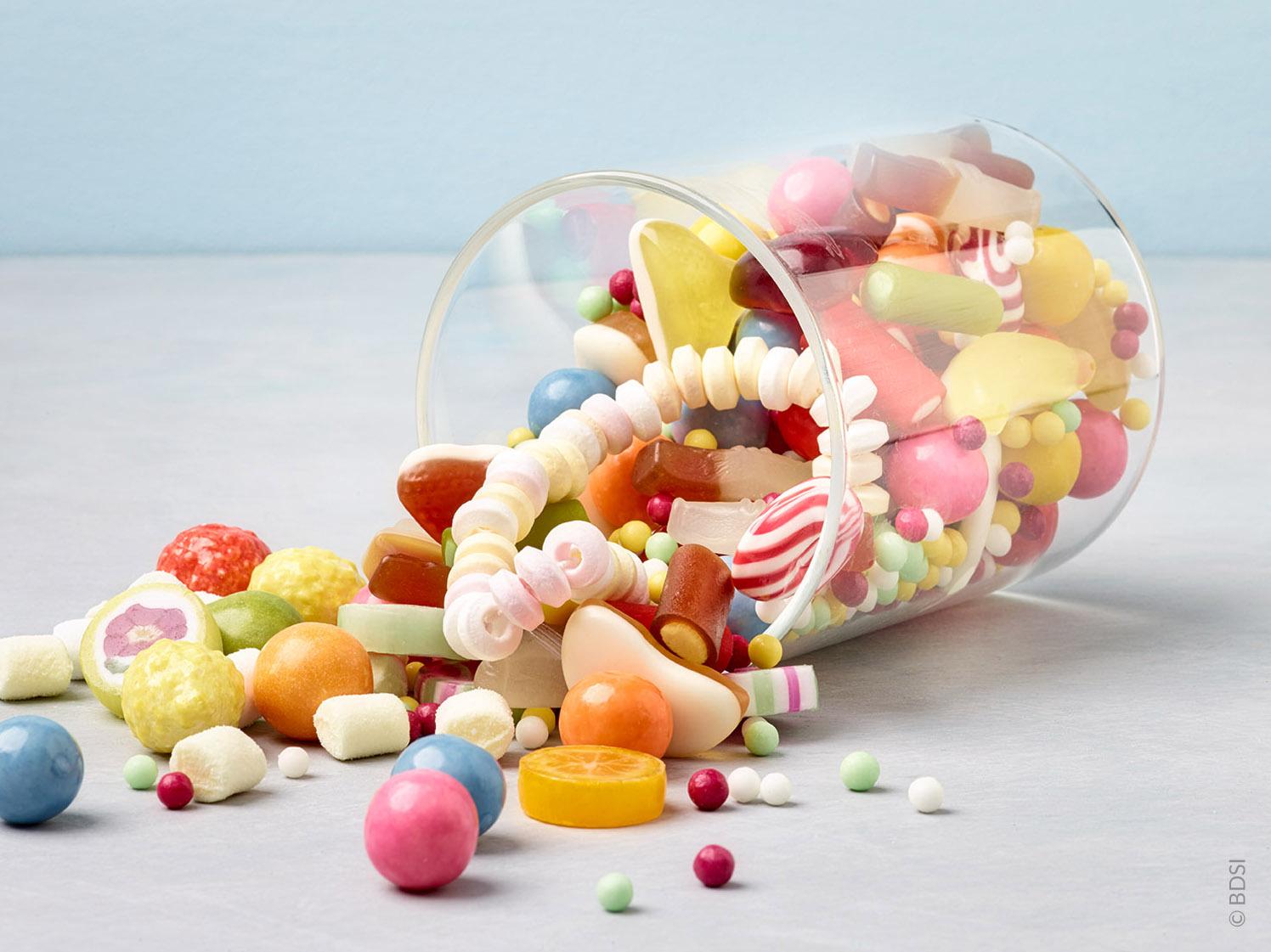 Alles über Zuckerwaren -- unsere kleine Warenkunde gibt Aufschluss