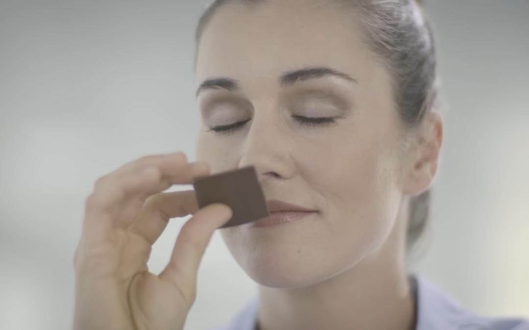 Duft von Schokolade