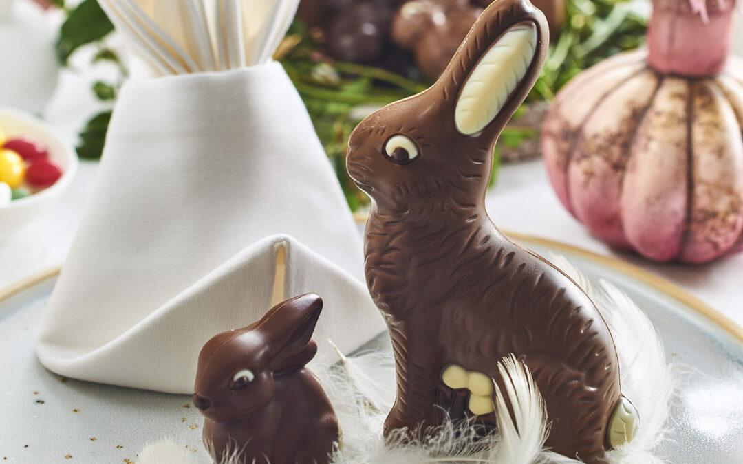 214 Millionen Osterhasen aus Schokolade sorgen für Genuss und ein Stück Normalität in Pandemiezeiten