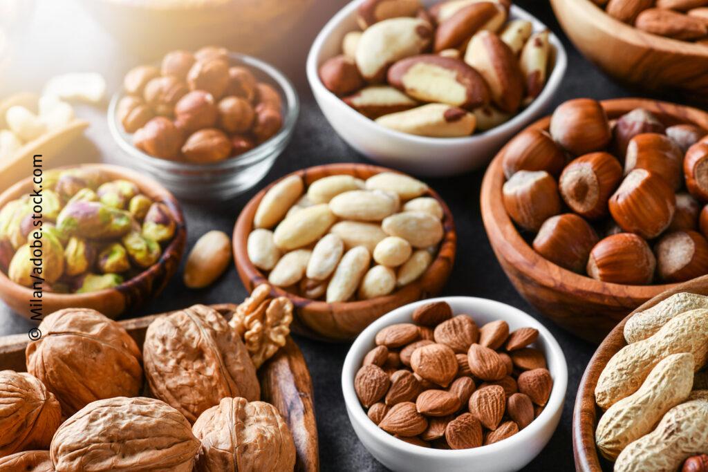 Nüsse schmecken nicht nur lecker, sondern verfügen über allerlei positive Effekte auf die Gesundheit.